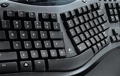 Moja klawiatura