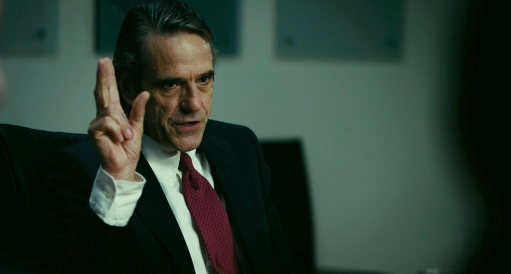 Jeremy Irons - Margin Call