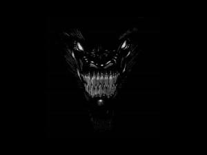 Black Dragon Sinister Evil. Nie znam autora.